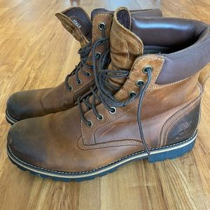 Timberland men's leather boots